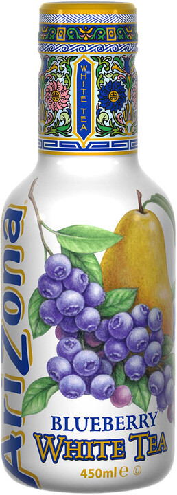 Arizona Blueberry White Tea 450 ml