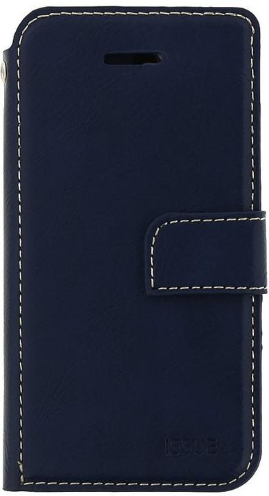 Molan Cano Issue Book pouzdro pro Honor 9 Lite, tmavě modrá