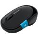 Microsoft Sculpt Comfort Mouse Bluetooth, černá  + Cestovní polštářek Hama 2v1 tmavěmodrý v hodnotě 399,- + Voucher až na 3 měsíce HBO GO jako dárek (max 1 ks na objednávku)