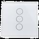 iQtech SmartLife chytrý vypínač, trojitý, Wi-Fi Elektronické předplatné časopisů ForMen a Computer na půl roku v hodnotě 616 Kč + O2 TV Sport Pack na 3 měsíce (max. 1x na objednávku)