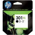 HP CH563EE č.301XL, černá – ušetřete až 50 % oproti standardní náplni
