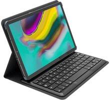 Samsung ochranný kryt s klávesnicí pro Tab S6 Lite, černá - GP-FBP615TGABW