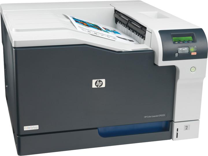 HP Color LaserJet Pro CP5225dn
