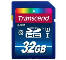 Transcend SDHC 300X 32GB Class 10 UHS-I