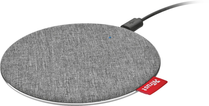 Trust Fyber10 Fast Wireless Charger 7.5/10W
