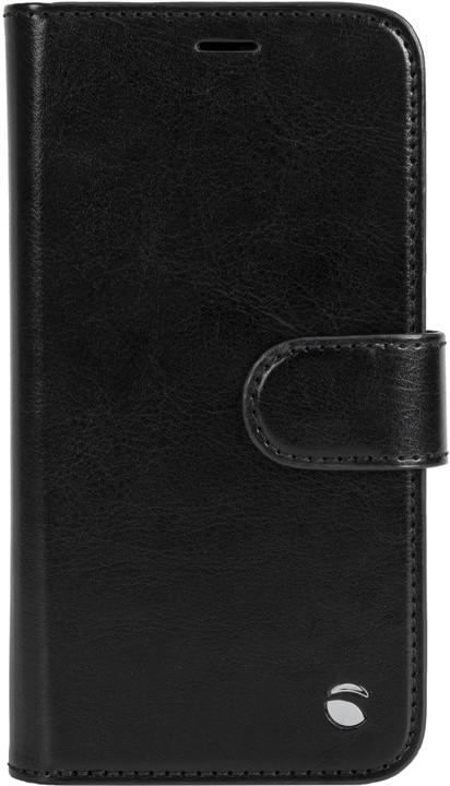 Krusell flipové pouzdro EKERÖ FolioWallet 2in1 pro Apple iPhone X, černá