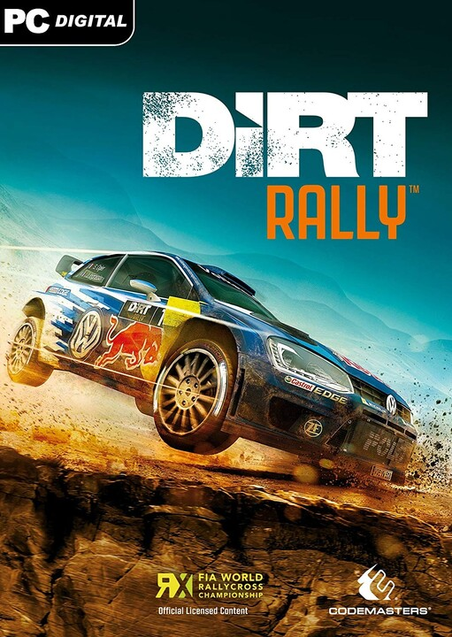 DiRT Rally (PC) - elektronicky