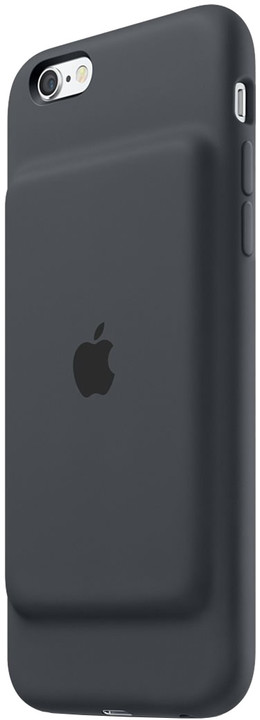 Apple iPhone 6 / 6s Smart Battery Case Charcoal Gray