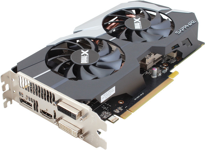 Sapphire HD 7790 DUAL-X OC 1GB GDDR5