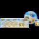 Set Yenkee Fantasy, modrý, CZ/SK