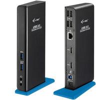 i-tec USB 3.0/USB-C Dual HDMI Docking Station - U3DUALHDMIDOCK