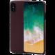 Pitaka Aramid case iPhone X (plain), černá/ červená  + Voucher až na 3 měsíce HBO GO jako dárek (max 1 ks na objednávku)