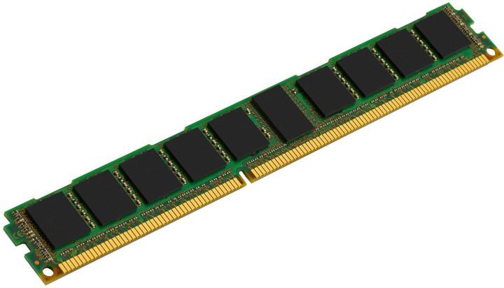 Kingston System Specific 8GB DDR3 1600 VLP Reg ECC Single Rank x4 Low Voltage brand IBM