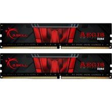 G.Skill Aegis 32GB (2x16GB) DDR4 3200 CL16