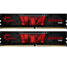 G.Skill Aegis 16GB (2x8GB) DDR4 3200 CL16 CL 16 - F4-3200C16D-16GIS