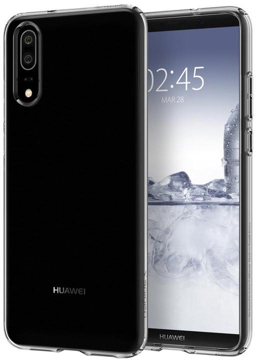 Spigen Liquid Crystal Clear Huawei P20