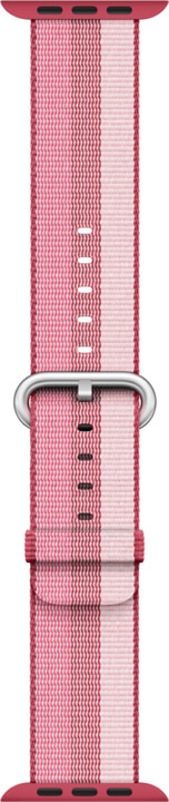 Apple watch náramek 38mm Berry Woven Nylon