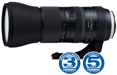 Tamron SP 150-600mm F/5-6.3 Di USD G2 pro Sony