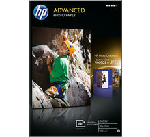 HP Foto papír Advanced Glossy Q8692A, 10x15, 100 ks, 250g/m2, lesklý