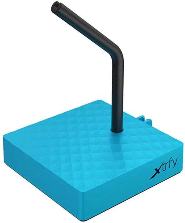 Xtrfy držák kabelu B4, modrý