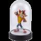 Lampička Crash Bandicoot - Crash Bell Jar Light