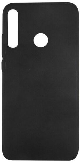 EPICO zadní kryt SILK MATT pro Huawei P40 Lite E, černá