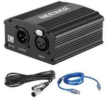 Neewer USB napáječ mikrofonu - PNW-043