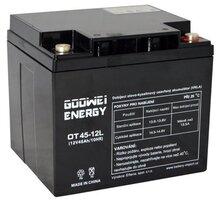 GOOWEI ENERGY OTL45-12 - VRLA GEL, 12V, 45Ah