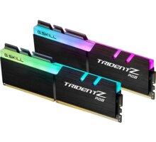 G.SKill TridentZ RGB 16GB (2x8GB) DDR4 3200  + O2 TV s balíčky HBO a Sport Pack na 2 měsíce (max. 1x na objednávku)