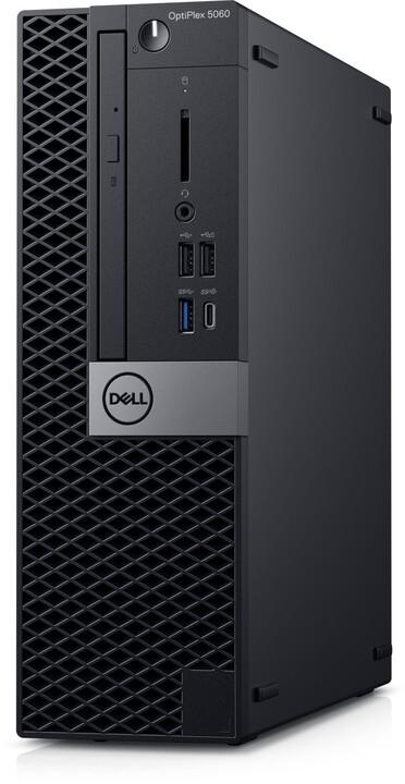Dell Optiplex 5060 SFF, černá