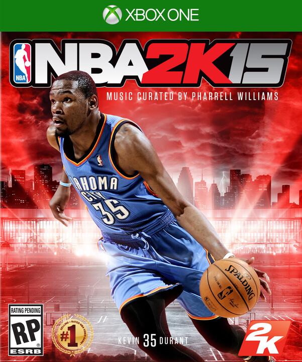 NBA 2K15 - XONE