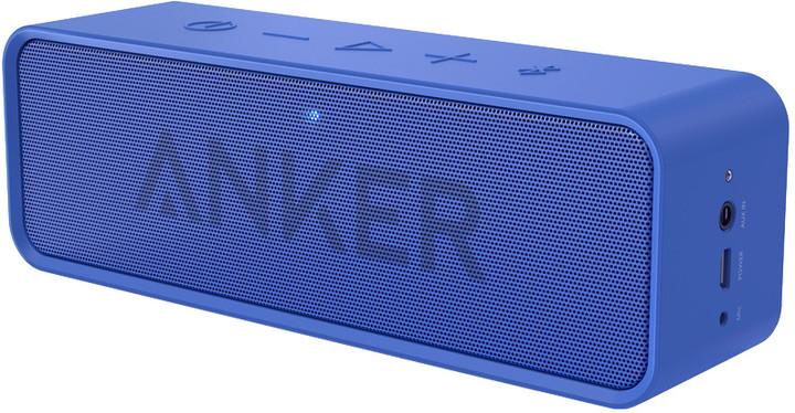 Anker SoundCore, modrá