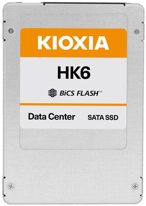 """KIOXIA KHK61VSE3T84, 2,5"""" - 3840GB"""