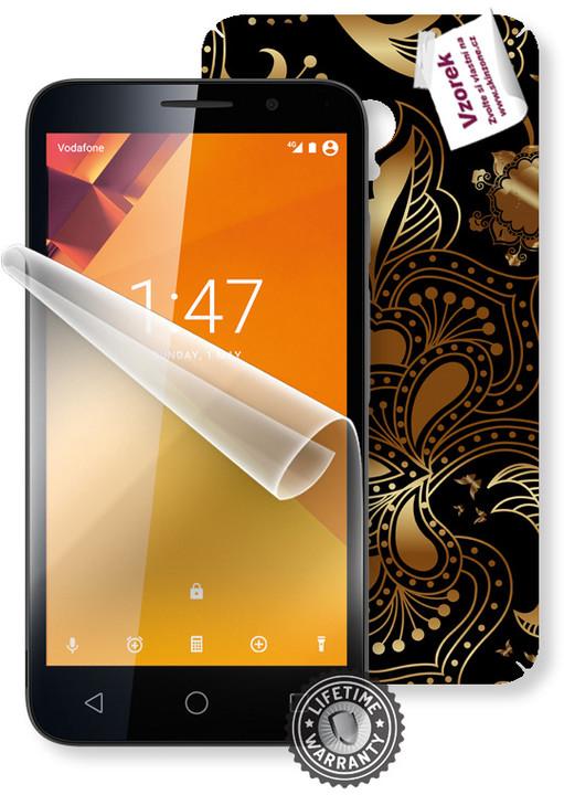 ScreenShield fólie na displej + skin voucher (vč. popl. za dopr.) pro Vodafone Smart Turbo 7
