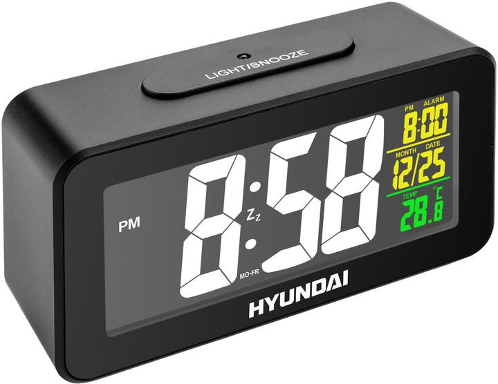Hyundai AC 321, černá