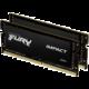 Kingston Fury Impact 32GB (2x16GB) DDR4 2666 CL15 SO-DIMM
