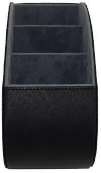 Meliconi 458101 Deluxe držák dálkového ovladače z umělé kůže