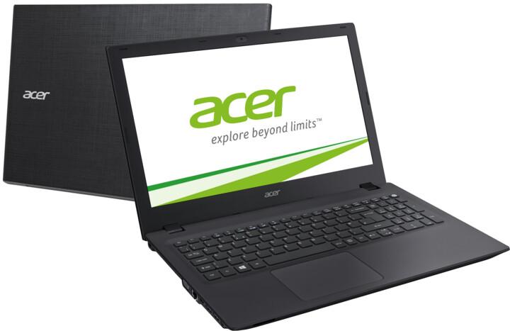 Acer TravelMate P2 (TMP257-M-57CR), černá