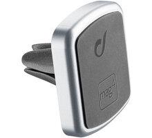 CellularLine magnetický držák do ventilace Mag4 Handy Force PRO, stříbrná - MAG4HANDYFDPROS