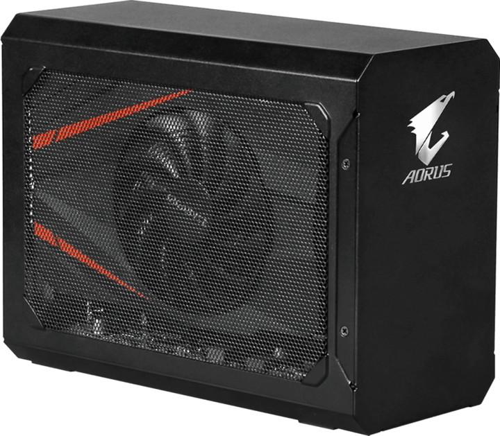 GIGABYTE GeForce AORUS GTX 1070 Gaming Box, 8GB GDDR5