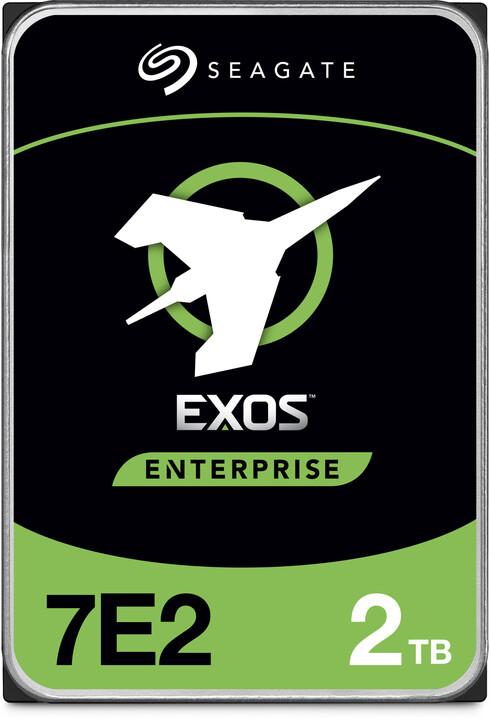 """Seagate Exos 7E2, 3,5"""" - 2TB"""