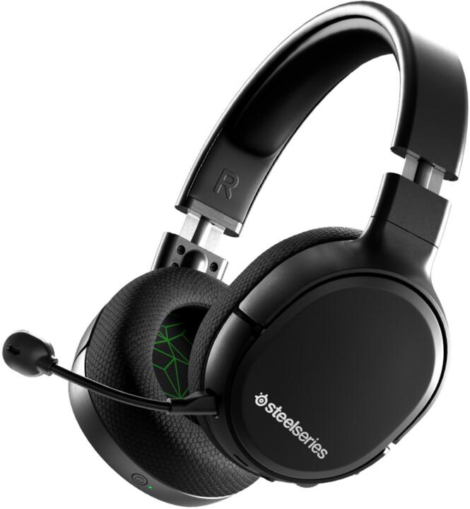 SteelSeries Arctis 1 Wireless for Xbox One, černá