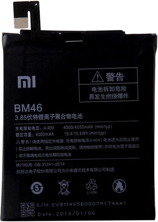 Xiaomi BM46 baterie 4000mAh pro Xiaomi Redmi Note 3 (Bulk)