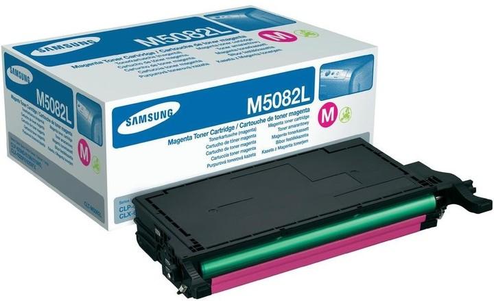 Samsung CLT-M5082S, magenta