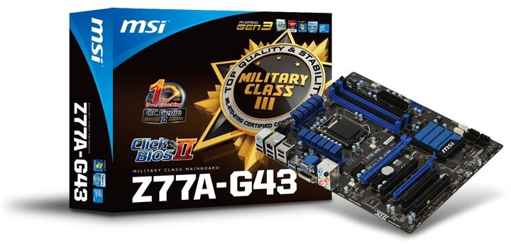 MSI Z77A-G43 INTEL USB 3.0 TREIBER WINDOWS XP