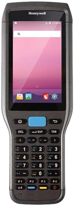 Honeywell Terminál EDA60K - Wi-Fi, BT, 1D, ECP, Android 7.1