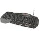 Trust GXT 850 Metal Gaming Keyboard, UK