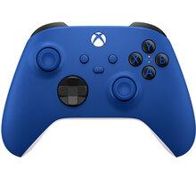 Xbox Series Bezdrátový ovladač, modrý (PC, Xbox Series, Xbox ONE) - QAU-00002