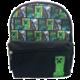 Batoh Minecraft - Creeper, dětský, 7.4L