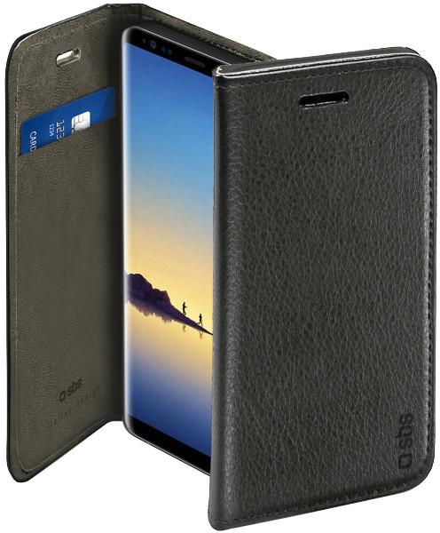 SBS Book Case pouzdro pro Samsung Galaxy Note 8, černá